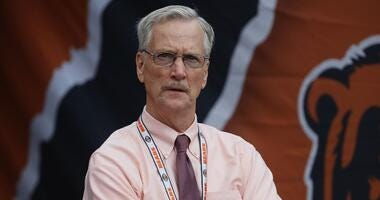 Bears chairman George McCaskey