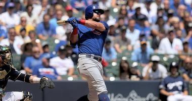 Cubs outfielder Kyle Schwarber