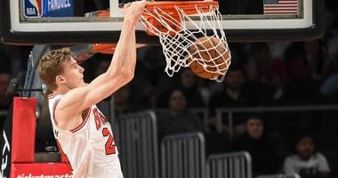 Bulls forward Lauri Markkanen