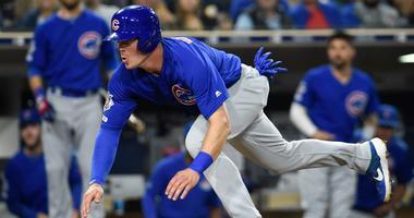 Cubs shortstop Nico Hoerner