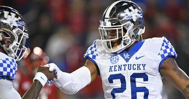 Kentucky running back Benny Snell