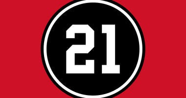 Blackhawks' Stan Mikita jersey patch