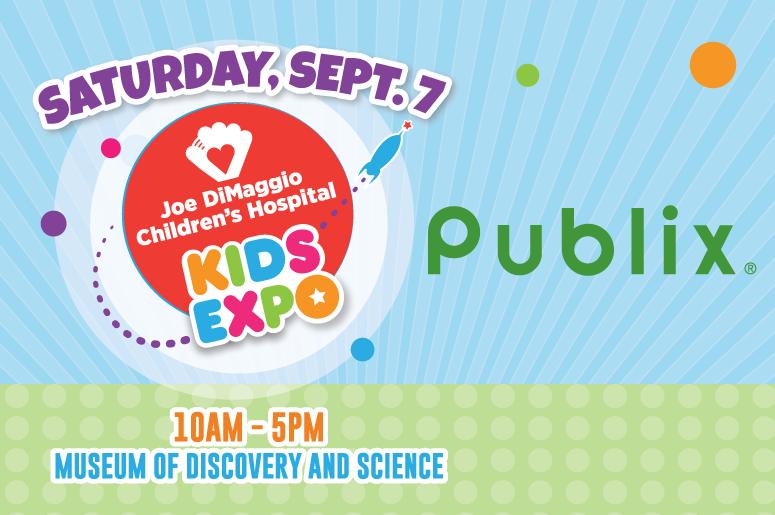 Publix Kids Expo