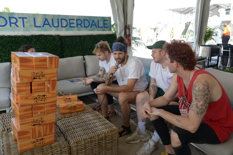 The Band Camino Riptide Fest