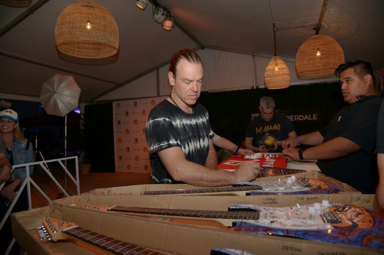 Jimmy Eat World Riptide Music Festival
