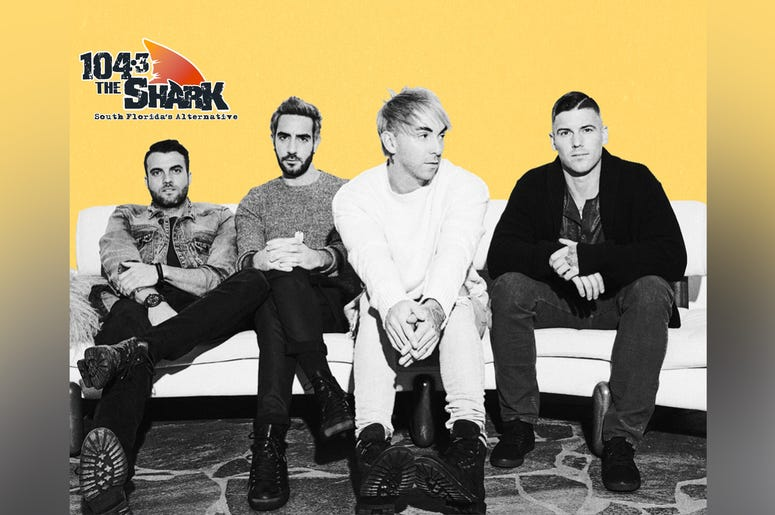 All Time Low Shark logo 2
