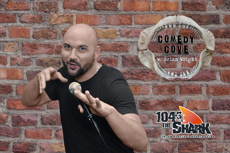 Comedy Cove w/ Brian Wright - Vic Dibitetto