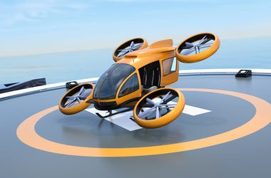 Flying cars headed to Miami