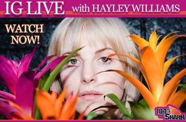 Hayley Williams - WATCH NOW