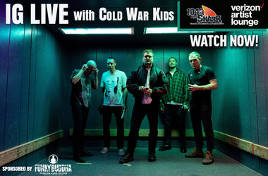 Cold War Kids Watch Now