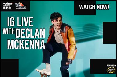 declan mckenna watch now