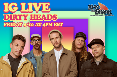 IG Live with Dirty Heads