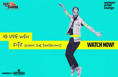 Fitz IG live Watch Now