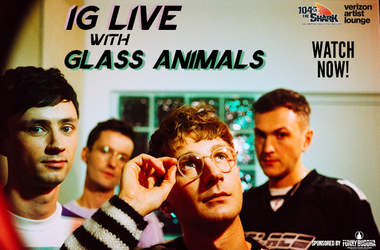 Glass Animals IG Live Watch Now