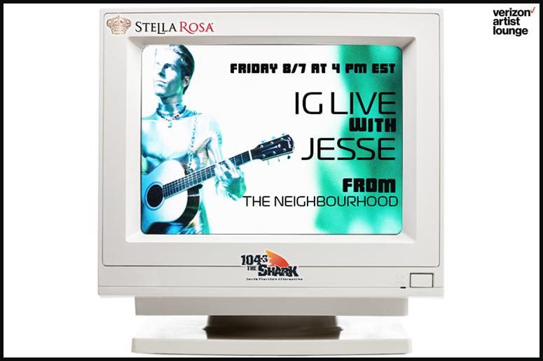 The Neighbourhood IG Live
