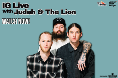 Judah & The Lion IG Live Watch Now