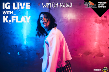 Kflay IG Live watch now