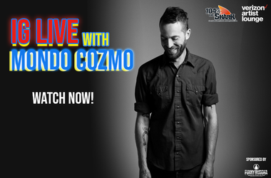Mondo Cozmo IG Live Watch Now