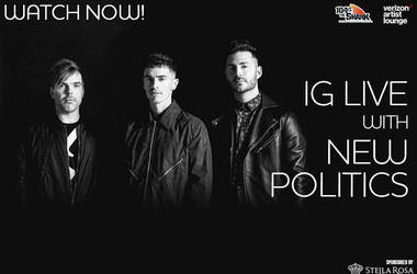 New Politics IG Live watch now