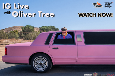 Oliver Tree IG Live Watch Now