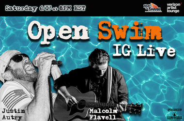 Open Swim IG Live