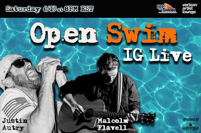Open Swim IG Live