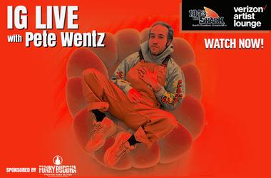 Pete Wentz IG watch now