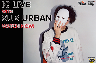 Sub Urban IG Live Watch Now