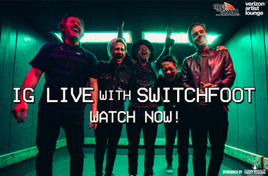 Switchfoot IG Live watch now