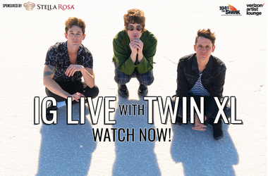 Twin XL IG live watch now
