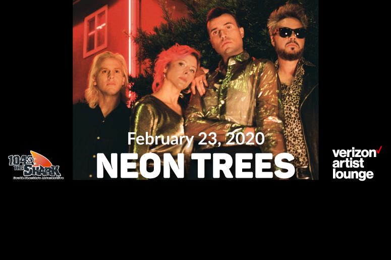 Neon Trees Verizon