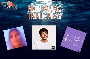 New Music Triple Play