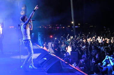 311 at Riptide Music Festival 2018 on Fort Lauderdale Beach