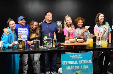 national margarita day shark