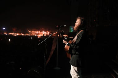 Mike Posner performs onstage during the 2018 Coachella Valley Music And Arts Festival