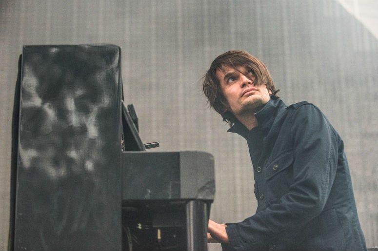 Jonny Greenwood of Radiohead