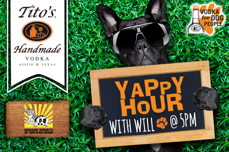 Yappy Hour Humane Society