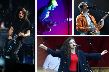 Foo Fighters, Lorde, Portugal. The Man, Weezer