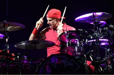 Chad Smith of the Red Hot Chili Peppers