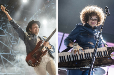 Win Butler and Régine Chassagne