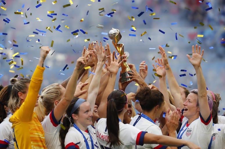 U.S. Woman's Soccer Team