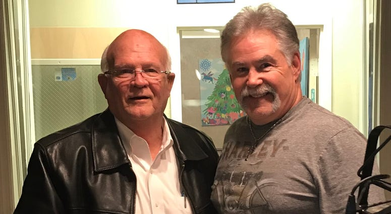 State Sen. Dennis Baxley with Bob Rose 1-31-2020