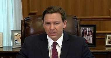 Gov. Ron DeSantis address on coronavirus in Tallahassee March 24, 2020