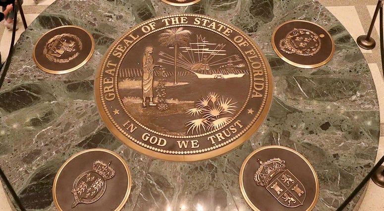 Tallahassee-Florida Capitol