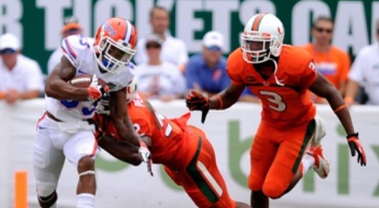 Florida-Miami football
