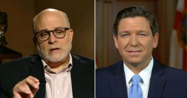 Florida Gov. Ron DeSantis with Mark Levin on FOX News' 'Life Liberty & Levin' Sunday October 11, 2020