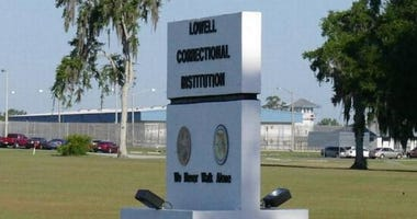 A Florida prison guard is charged with pouring bleach in an inmate's cup after the two argued. Twenty-eight year-old Qualesha Williams was taken into custody Saturday at Lowell Correctional Institution.