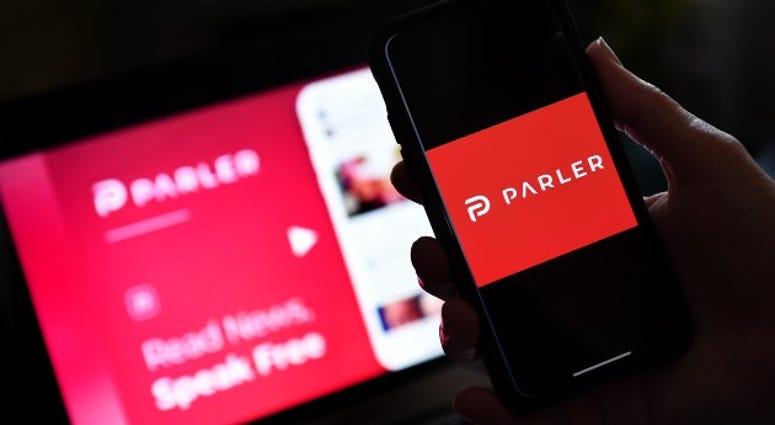 Parler app