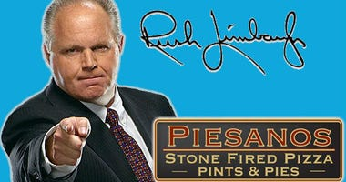 Listen to Rush, Win Lunch at Piesanos