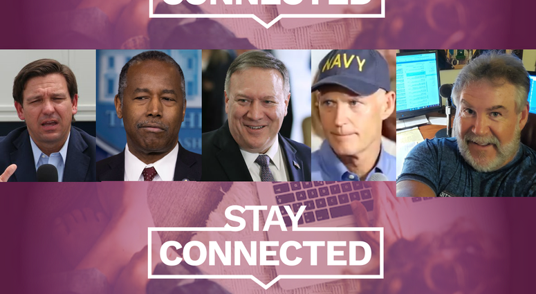 Stay Connected with the latest newsmakers, the BIGGEST NAMES every morning on The Bob Rose Show, 6-10am